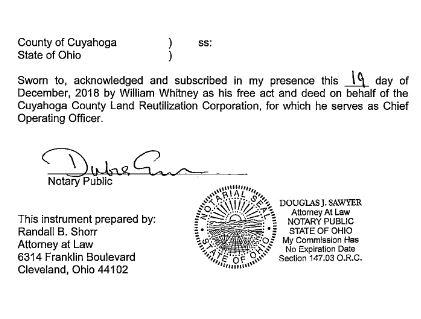 Attorney Randall Schorr - CHN deal maker