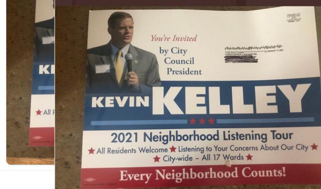 Kevin Kelley - CROOK