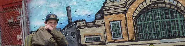 SBindal Mural Artist
