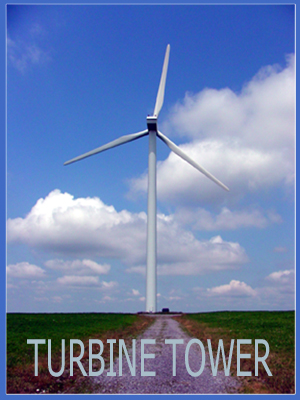 turbine tower