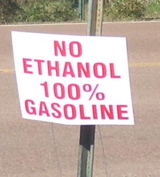 No to Grassoline?